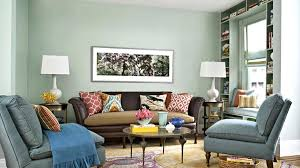 blue livingroom living room color schemes