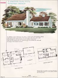 cape cod house plans with attached garage 50 best house plans images on vintage house plans