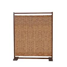 decorative wood u0026bamboo room divider screen bamboo furniture