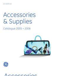 global accessories and supplies catalogue medical imaging