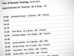 parents evening system online parents evening booking software