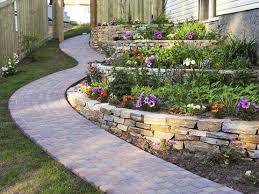 Tiered Garden Ideas Tiered Gardening For Our Garage Garden And Yard
