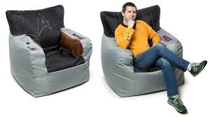 take command of your den in captain kirk u0027s bean bag chair