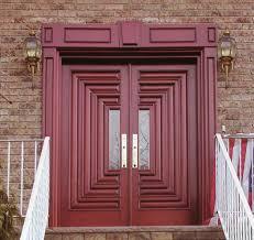 wooden door designs u2013 many benefits of it home security and