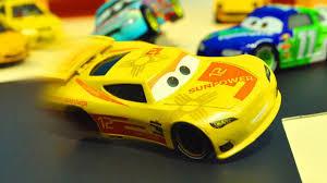 disney cars 3 sunpower next generation racer custom