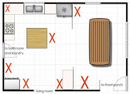 kitchen dining room floor plans floor plan for kitchen and dining room house decorations