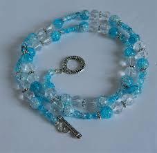 beads jewelry necklace images Czech crystal glass round splatter beads jewelry set necklace jpg