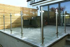 Glass Banister Uk Glass Balustrades Juliet Balconies Glass Staircases Aspire