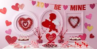 Ideas To Decorate For Valentine S Day by Valentine U0027s Day Decorations Party City