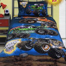 grave digger monster truck fabric monster jam trucks grave digger queen bed quilt doona duvet