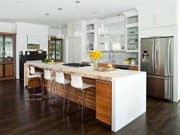 elegant and regarding modern kitchen island with seating