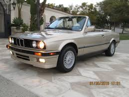 bmw e30 325i convertible for sale 1991 bmw e30 325i convertible auto 131k clean title carfax