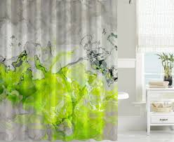 shower vinyl shower curtains craft ideas awesome luxury fabric