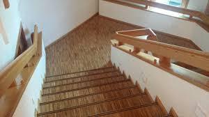 treppe belegen roland baßler fußbodenbau