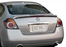 amazon com nissan altima sedan spoiler painted in the factory