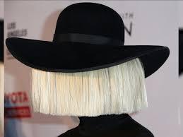 Chandelier Singer Peek A Boo What Chandelier Singer Sia Looks Like