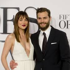fifty shades of grey pubic hair every single thing dakota johnson and jamie dornan said about