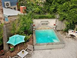 tiny pools cute little tiny pool with fountain lifted from a rental home in