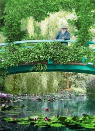 morning musings monet u0027s giverny garden
