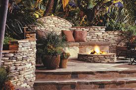 kittredge gas burning fire pit eldorado stone