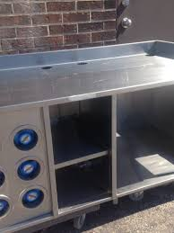 Used Stainless Steel Tables by Used Tables U0026 Sinks Archives Mb Food Equipment