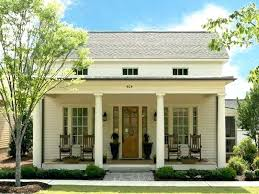 southern living floorplans one floor small house plans southern living lakeside cottage house