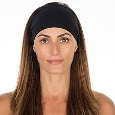 black headband hip black non slip headband vero brava