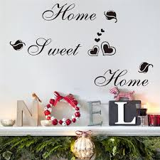 Heart Wall Stickers For Bedrooms Online Shop Sweet Home Love Heart Wall Stickers Bedroom Decoration