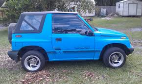 jeep suzuki samurai for sale suzuki sidekick for sale beautiful xtreme zuks offroad tampa