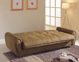 Microfiber Sofa Sleeper Khaki Microfiber Sofa Bed Futon Caravana Furniture