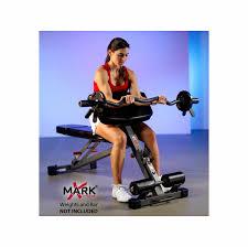 Weight Bench Leg Exercises Xm 7631 Ab Hyper U0026 Preacher Curl Bench
