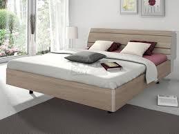 nolte schlafzimmer nolte sonyo bett doppelbett schwebe optik mit holz rückenlehne