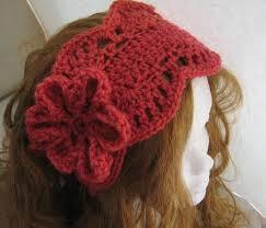 crochet ear warmer headband crochet ear warmer pattern for women pdf crochet pattern