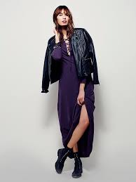 free people psychomagic dress in purple lyst