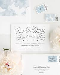 Save The Date Wedding Invitations Charming Script Save The Date Cards Save The Date Cards By Shine