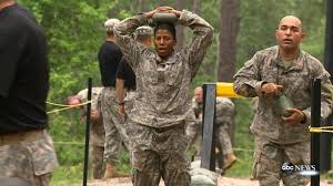 first female soldiers graduate elite army ranger school 1st female soldiers to graduate from army ranger school video abc news