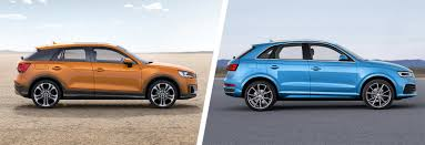 difference between audi a3 se and sport audi q2 vs q3 suv comparison carwow