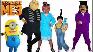 party city halloween stores despicable me 3 halloween costumes and toys youtube