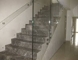 corrimano luminoso parapetti vetro ideal vetraria
