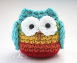 crochet owl ornament repeat crafter me