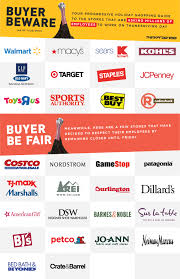 which major retailers are their workers open on
