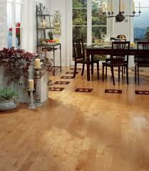 Bruce Maple Chocolate Laminate Flooring Engineered Hardwood Flooring 12583
