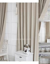 Thermal Energy Curtains Style Ivory Blackout And Thermal Energy Curtains In Solid Color