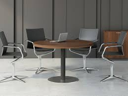 Circular Meeting Table Dining Table For 6 Small Coffee Table In