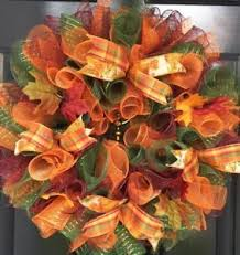 thanksgiving wreath ebay