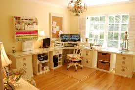 Craft Room Office - a vintage dress form for the sewing craft room