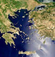 Kos Greece Map by Aegean Dispute Wikipedia