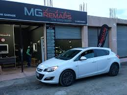 opel astra 2005 tuning mg remaps chip tuning