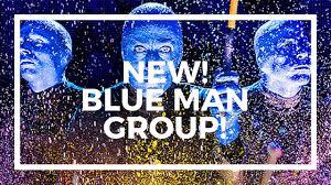 blue man group grand reopening at universal studios orlando youtube