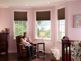 Baby Nursery Curtains Window Treatments - window treatments for nursery decor window ideas